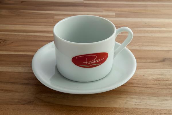 Xícara de chá bar hotel 95ml