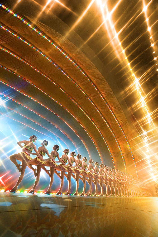 Rockettes Vertical image Retouched