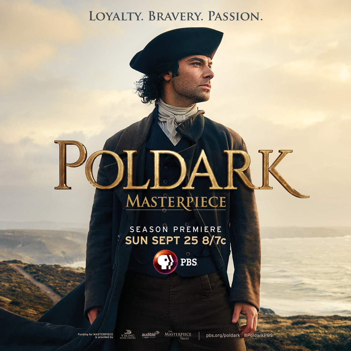 Poldark Season 2 Hallway Poster