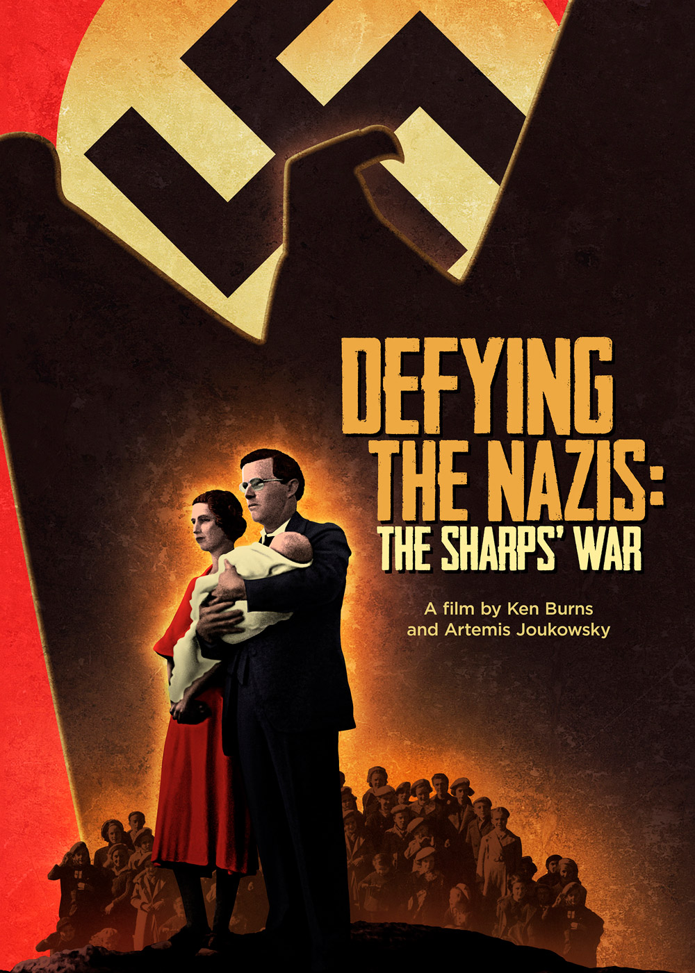 Defying the Nazis key art