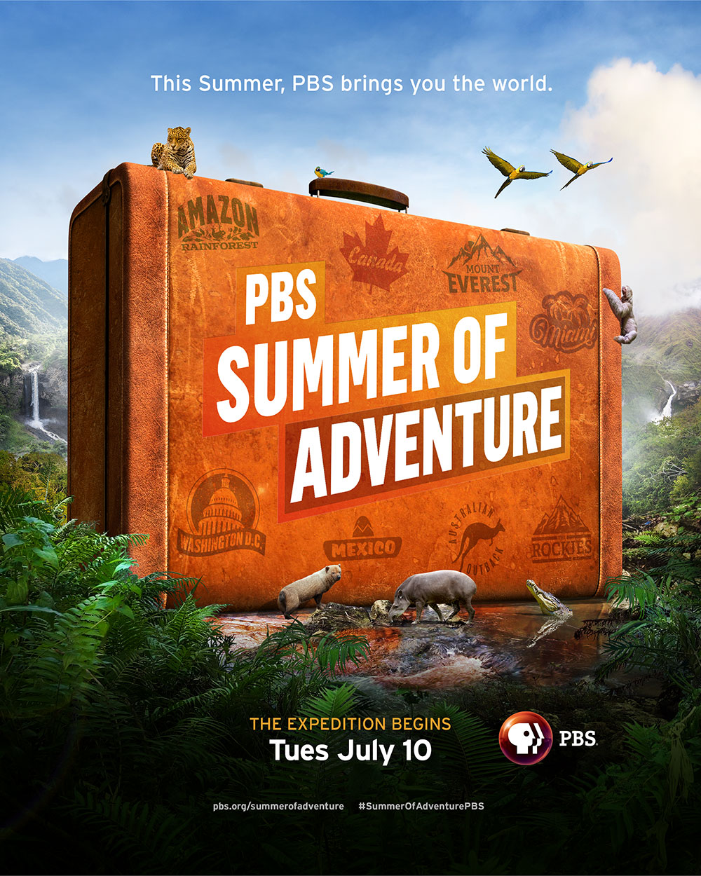 Summer of Adventure 2018
