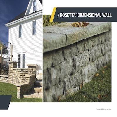 Barkman Retaining wall Belveder