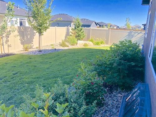 Winnipeg landscaping backyard ideas 2