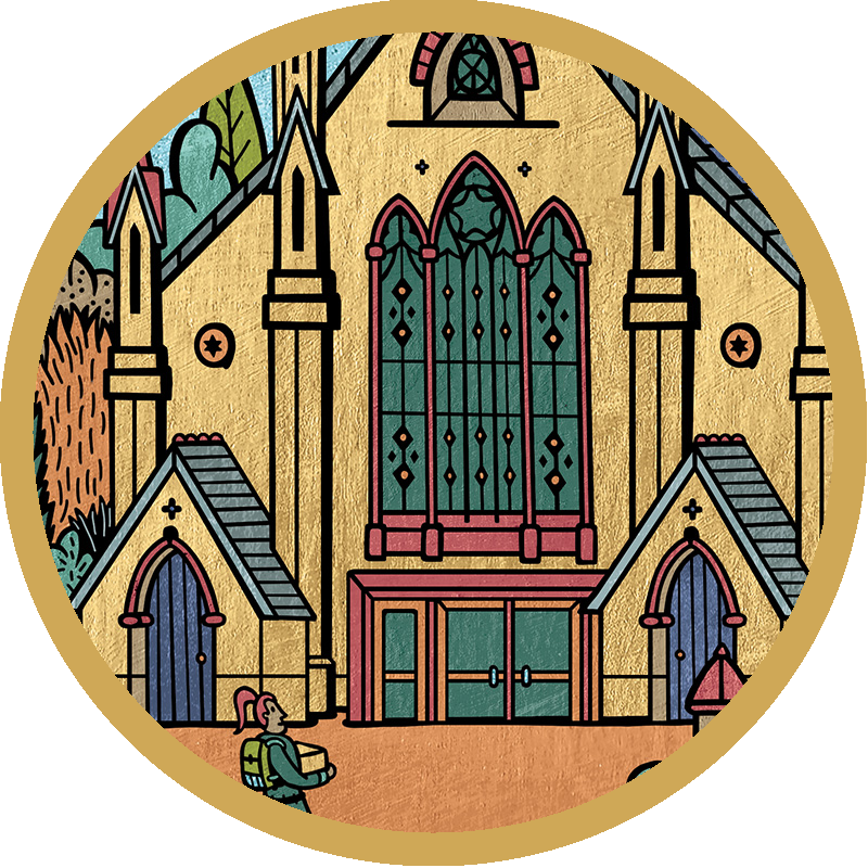 Reimagining Our Churches: Conservation to Co-operation