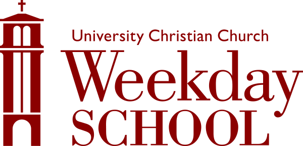 University Christian Church Weekday School UCCWS Logo
