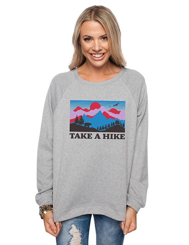 Take a Hike T-Shirt Design