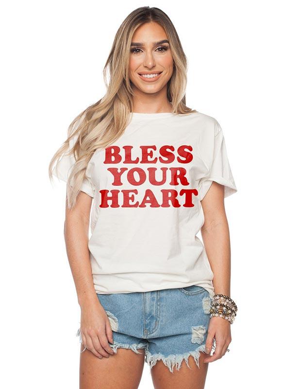 Bless Your Heart T-Shirt Design