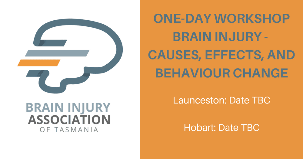 One-day Workshop: Brain Injury - Causes, Effects, and Behaviour Change