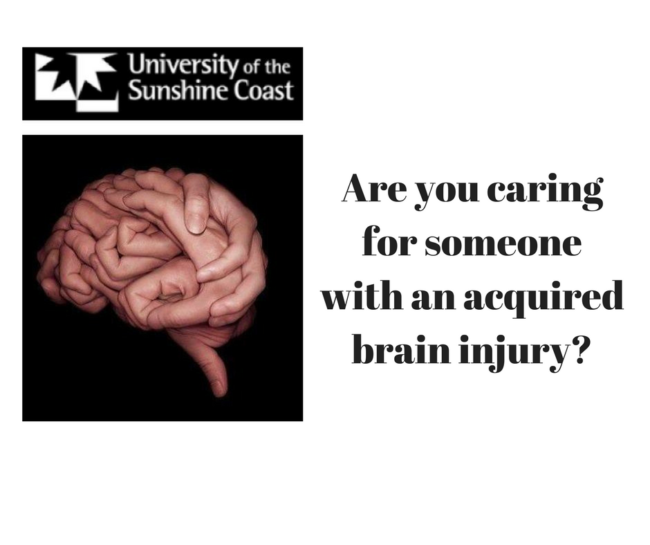 Research opportunity: Are you caring for someone with an acquired brain injury (ABI)?