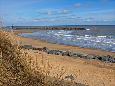 Local North Norfolk Beaches