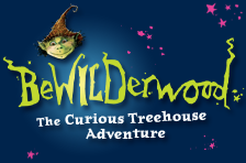 BeWILDerwood, The Curious Treehouse Adventure