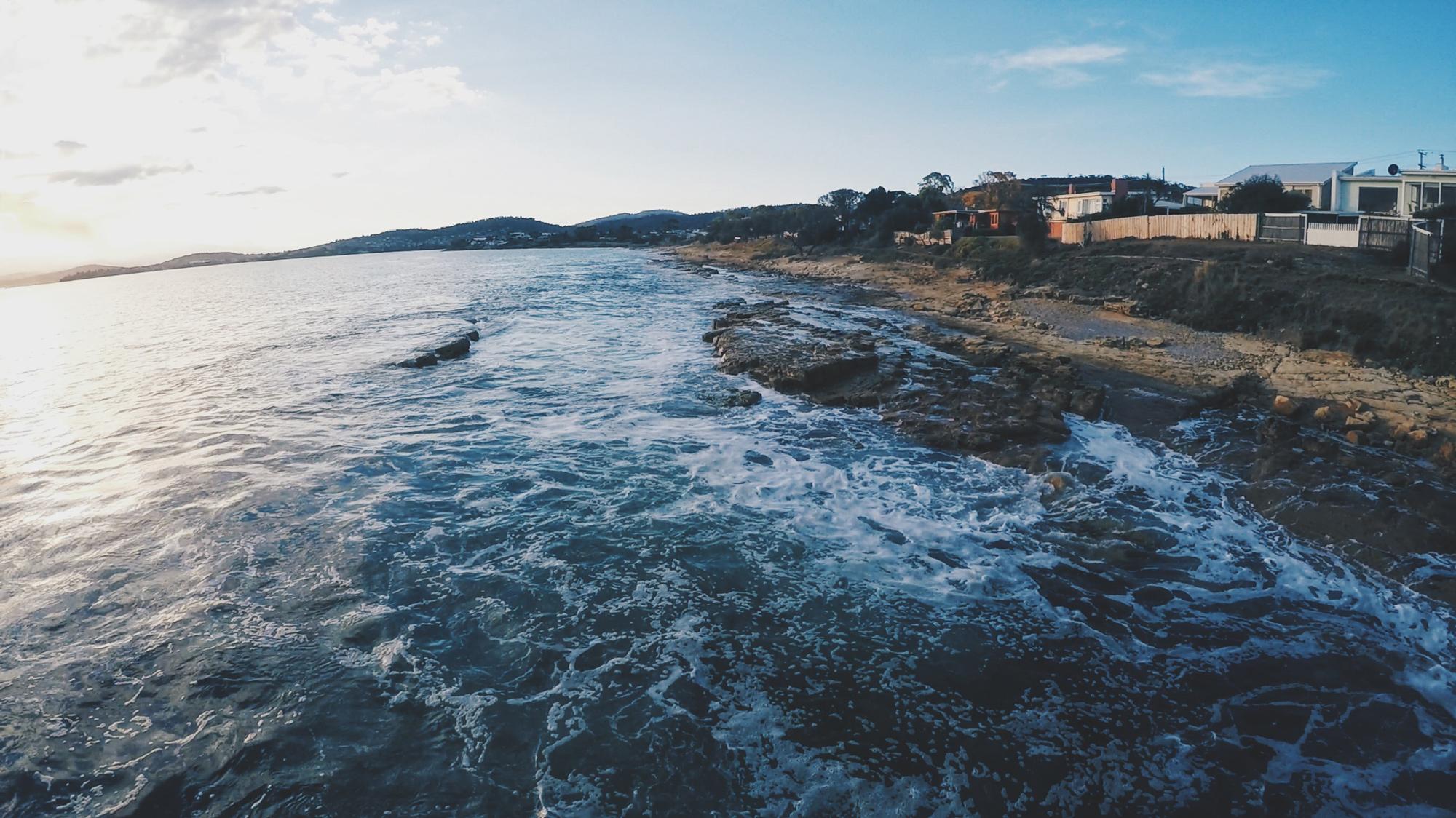 Eastern Shore Footage