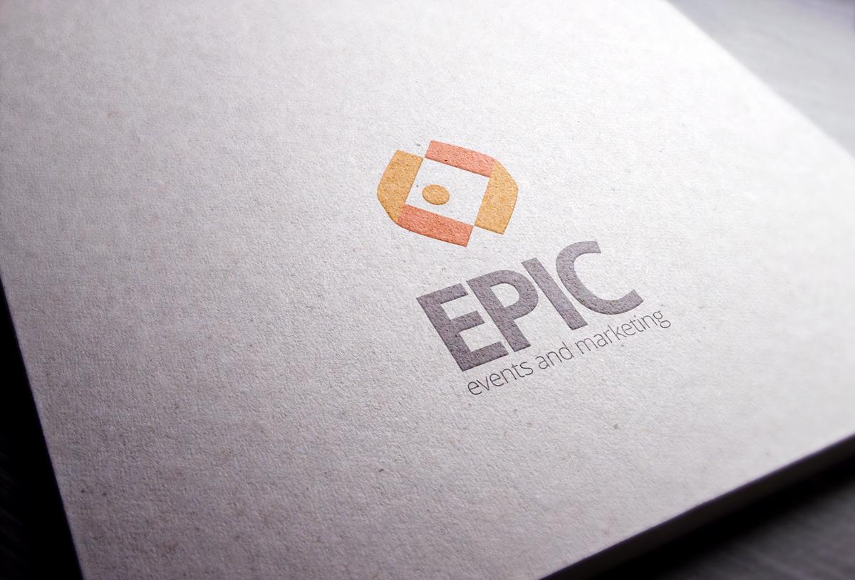 The final outcome - the EPIC Logo
