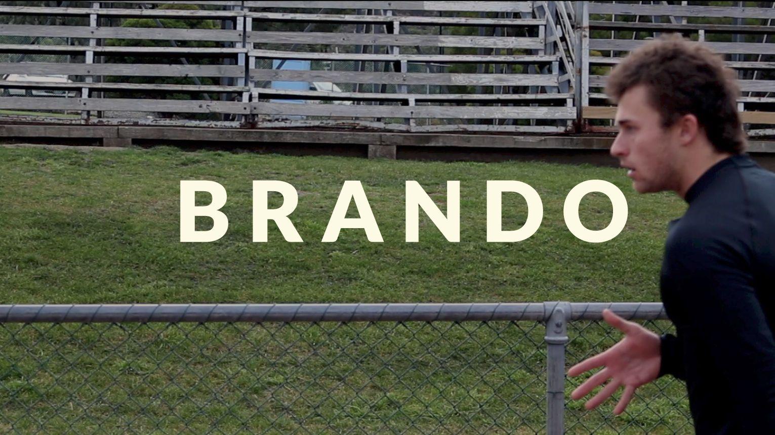 brandon doing the long jump