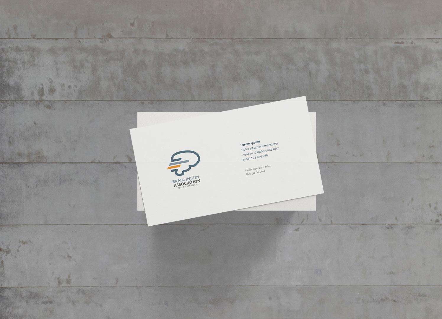 biat logo shown on business cards
