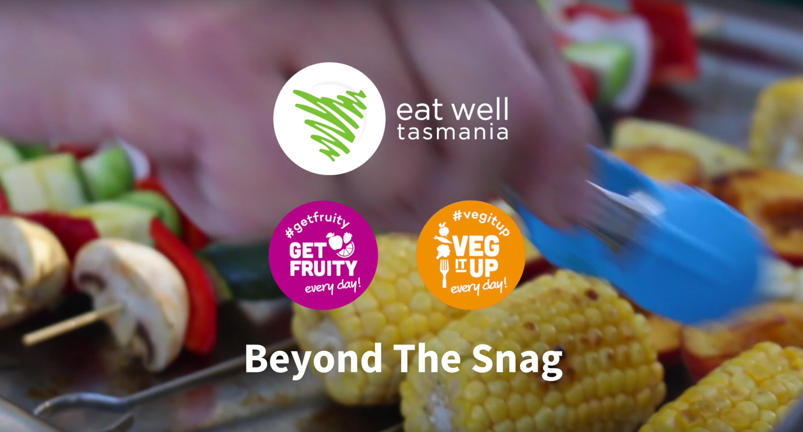 Beyond sausages and hamburgers, EWT linked in with the 'get fruity' campaign.