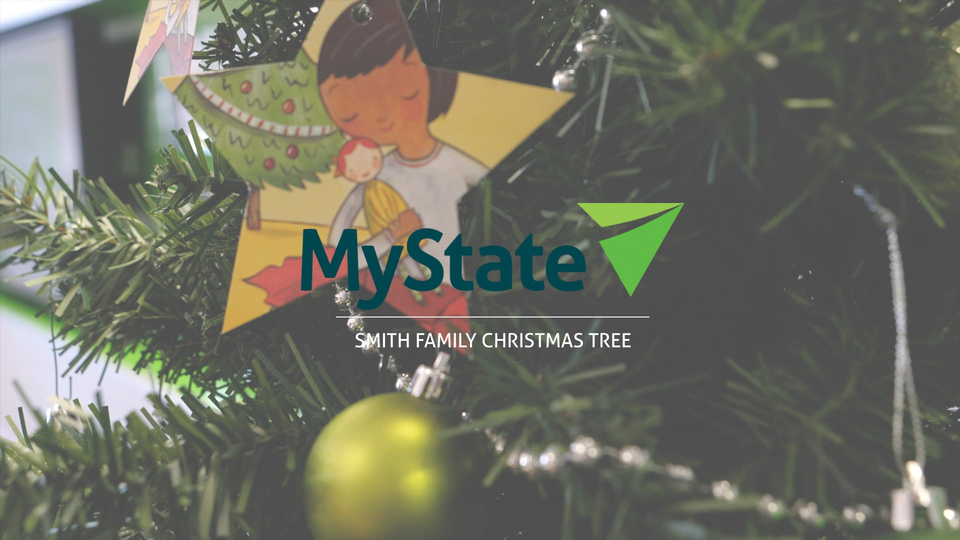 placing a star on the tree
