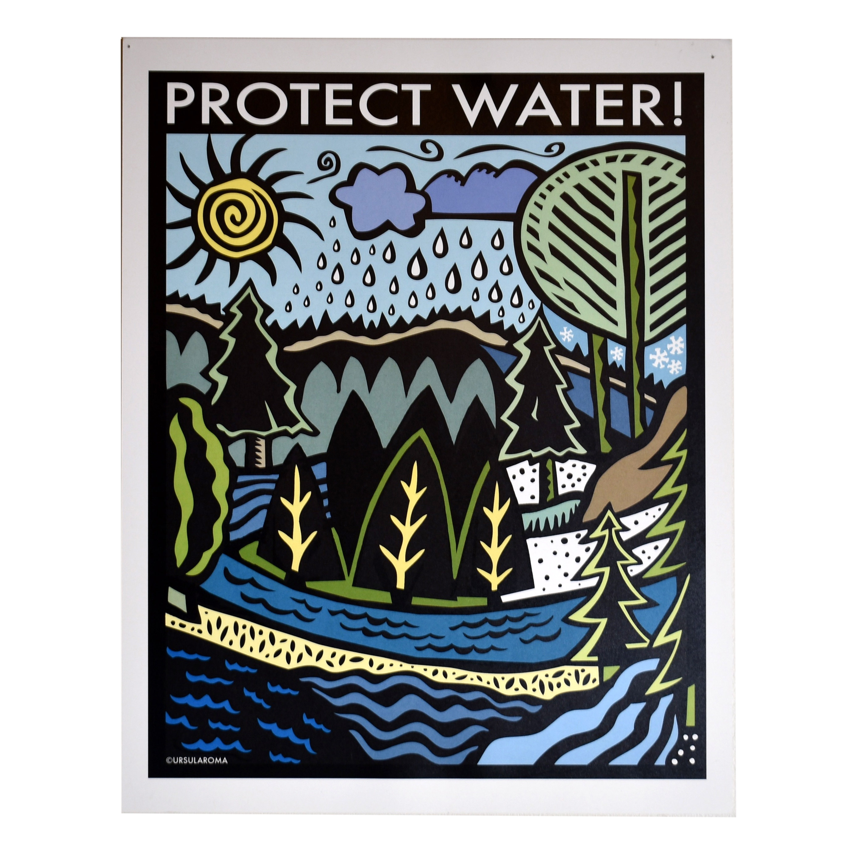 Protect Water!