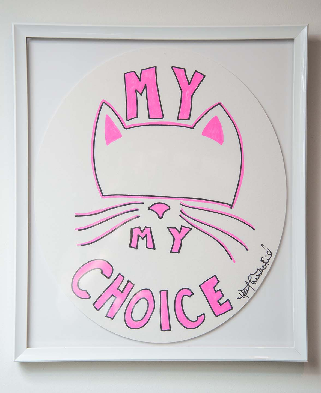 My Pussy, My Choice