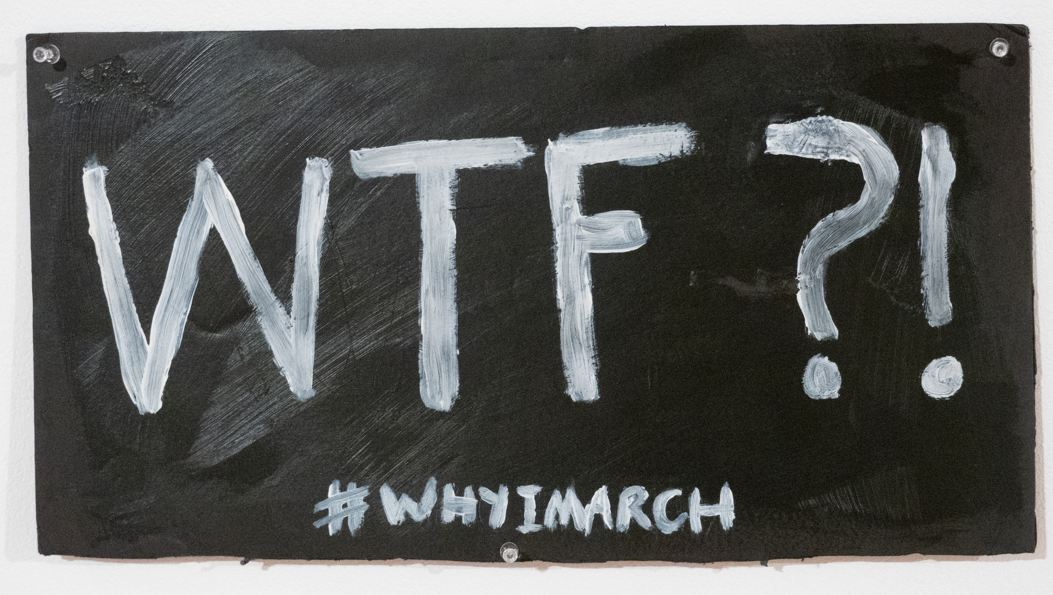 WTF #whyImarch
