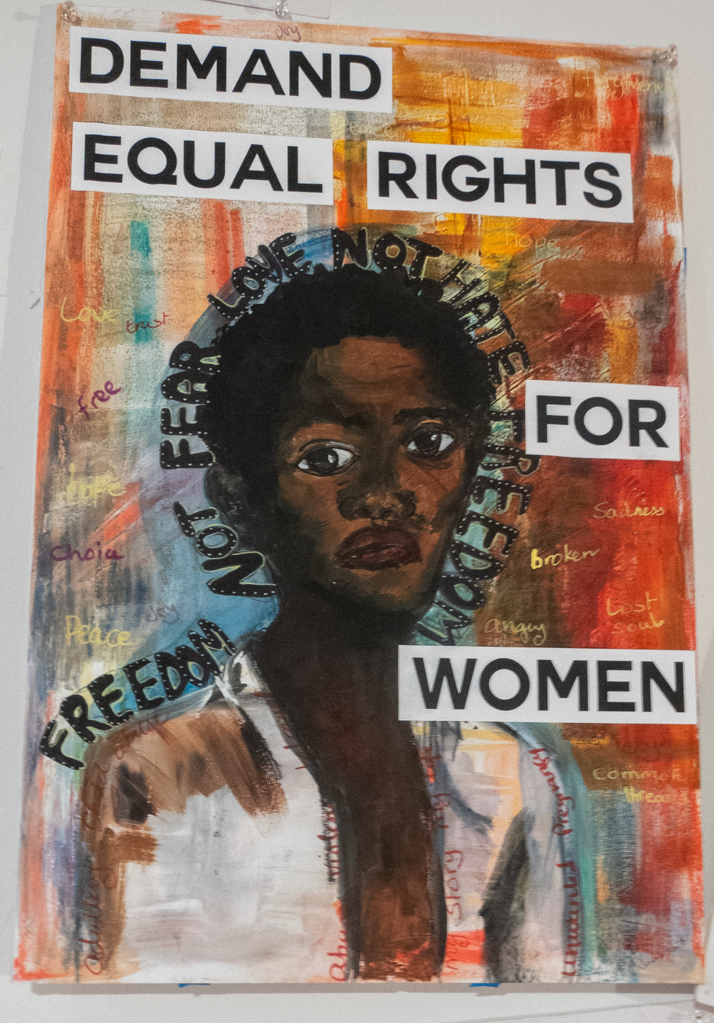 Demand Equal Rights