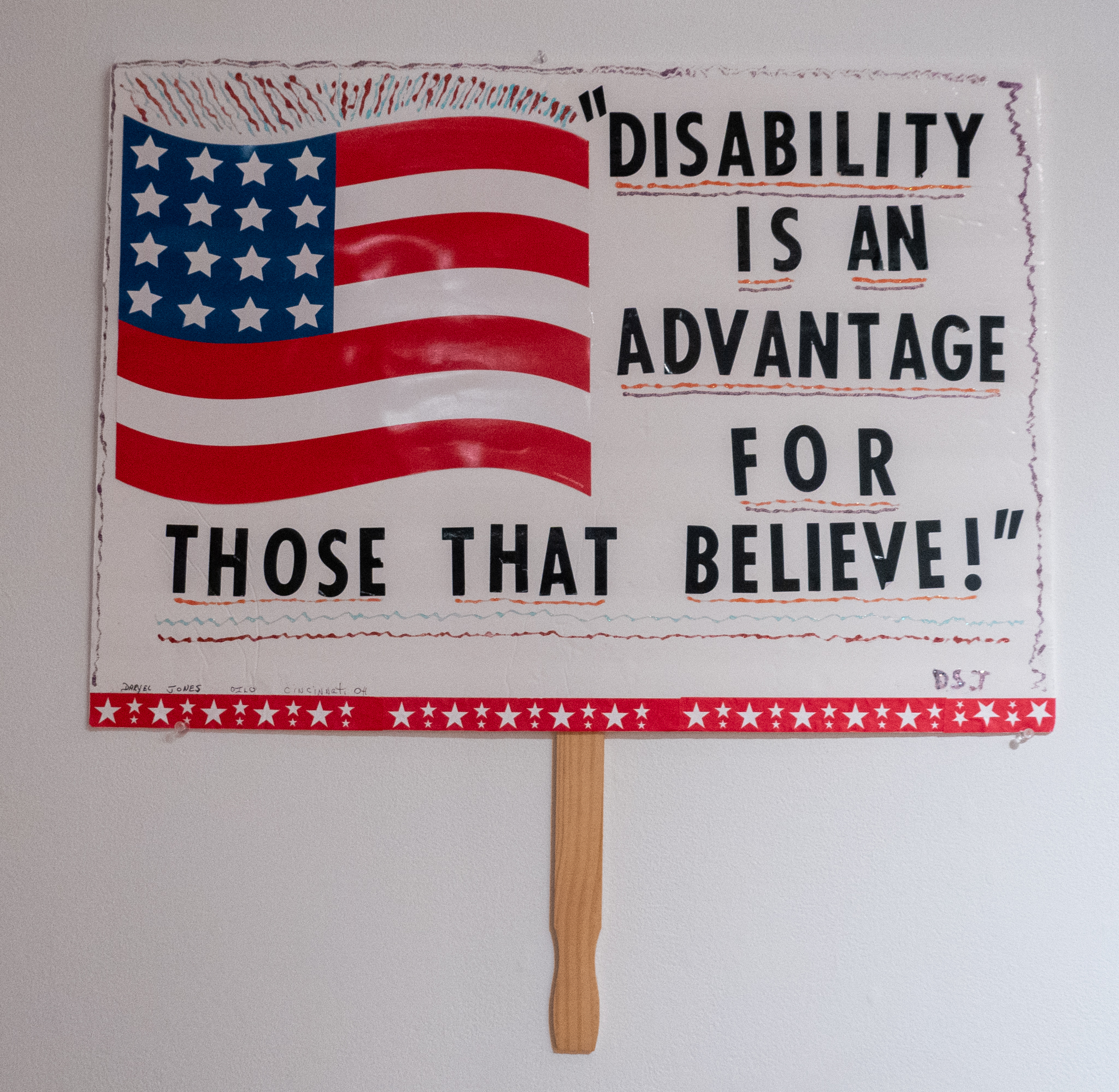 Disability is an Advantage