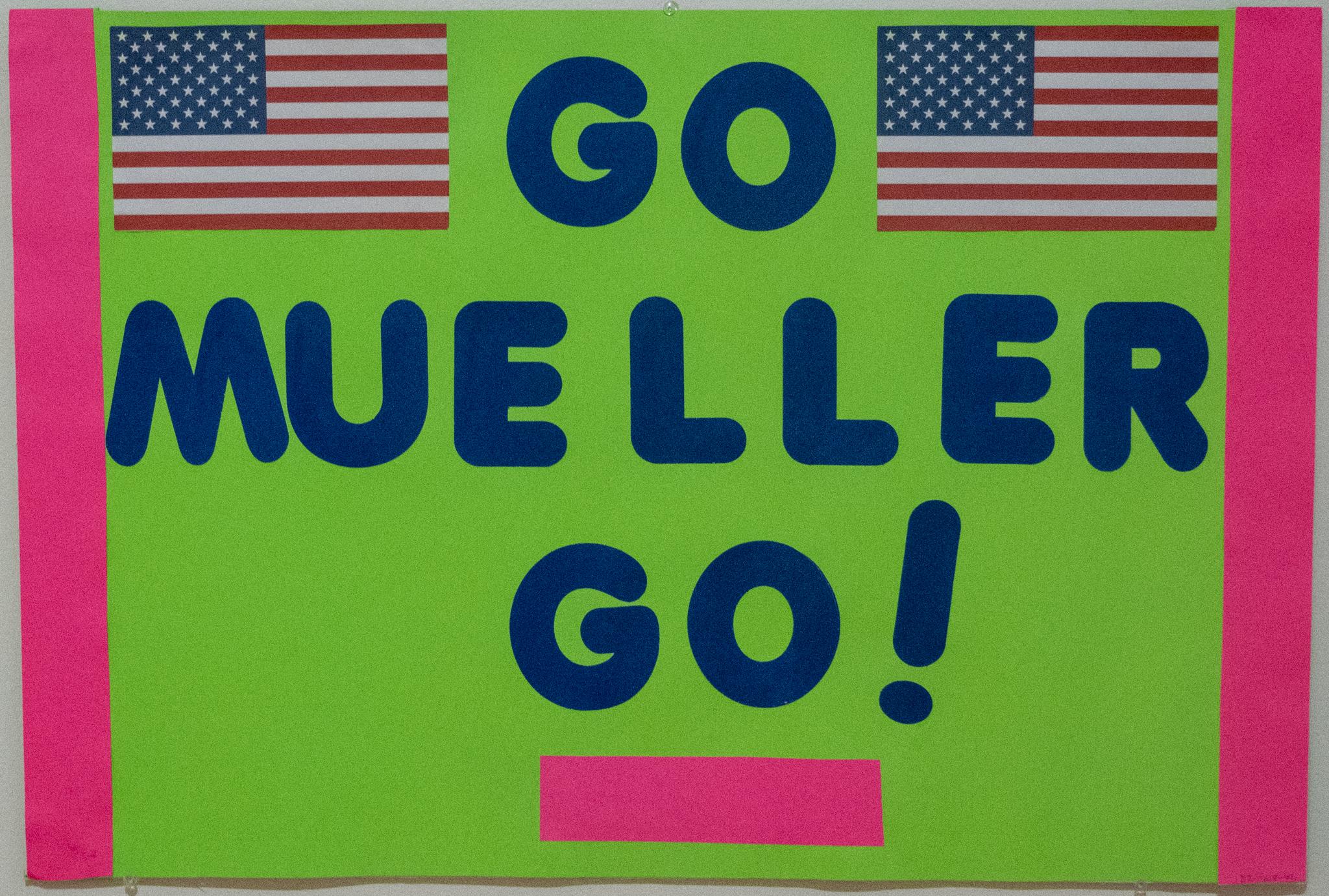 Go Mueller Go!