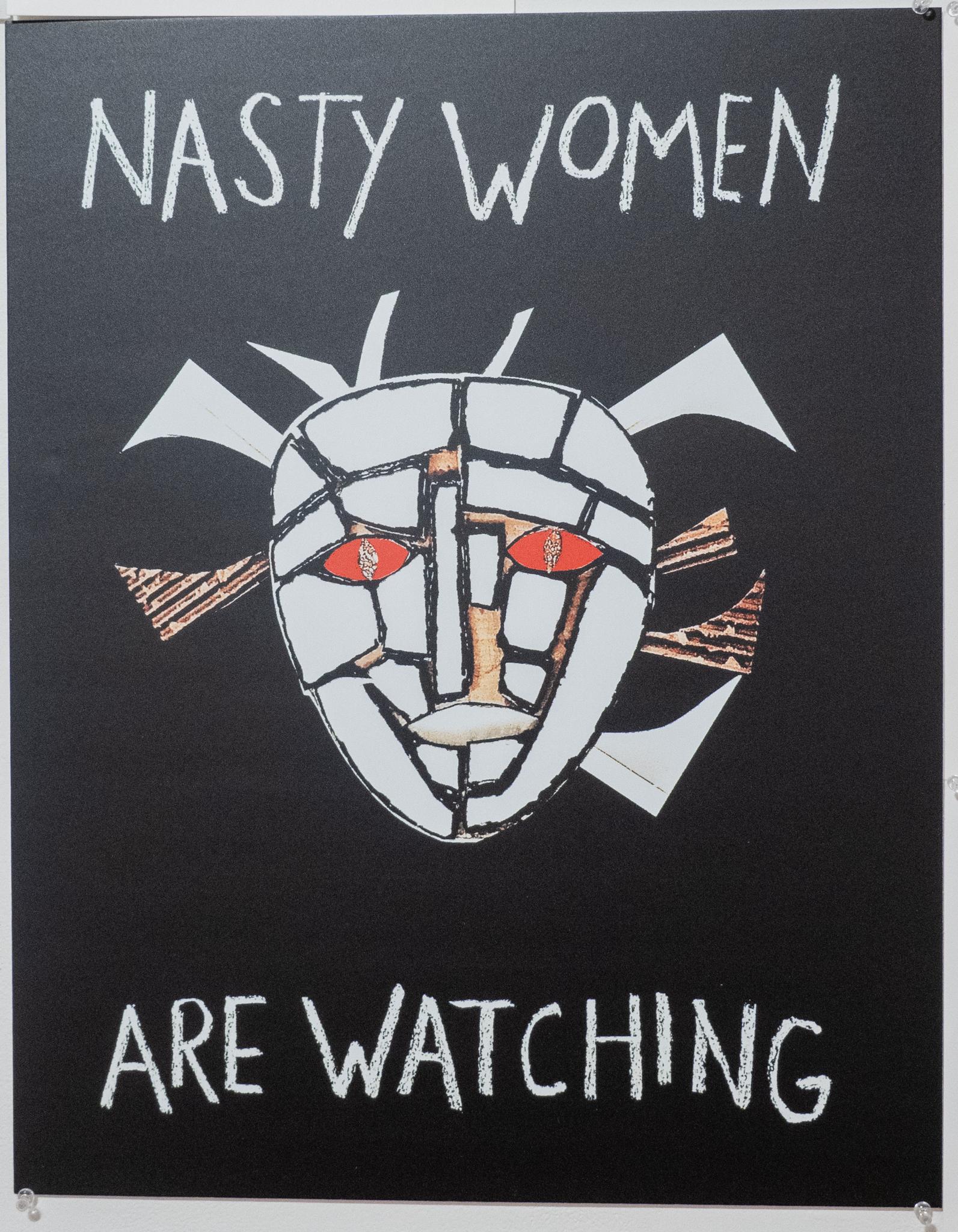 Nasty Women Are Watching
