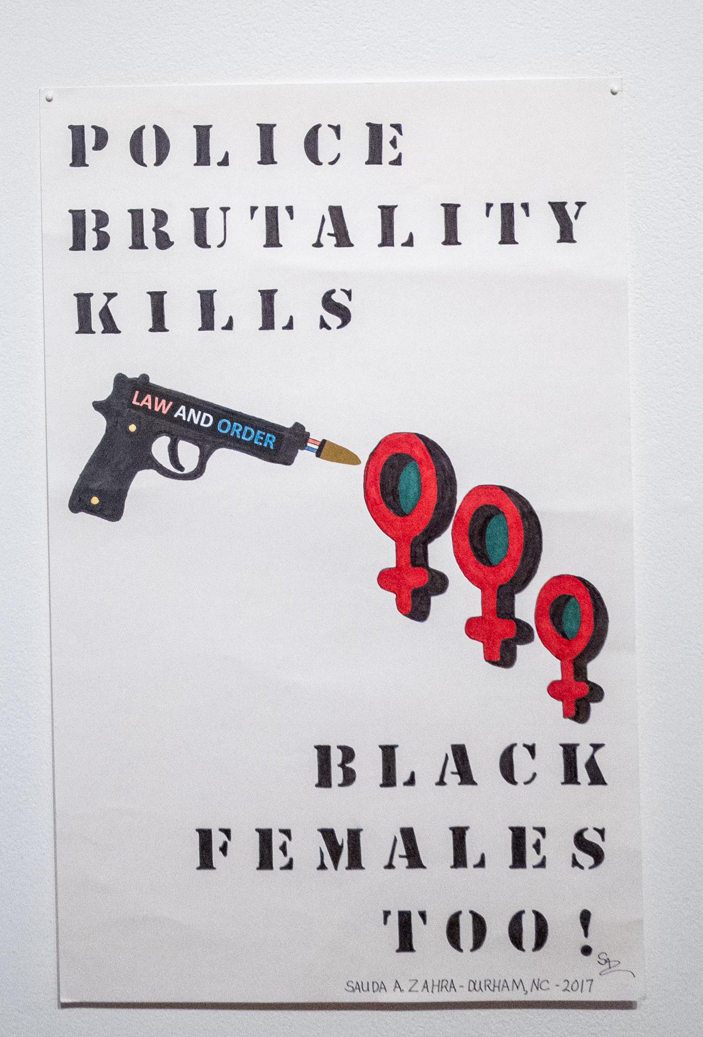 Police Brutality Kills Black Females