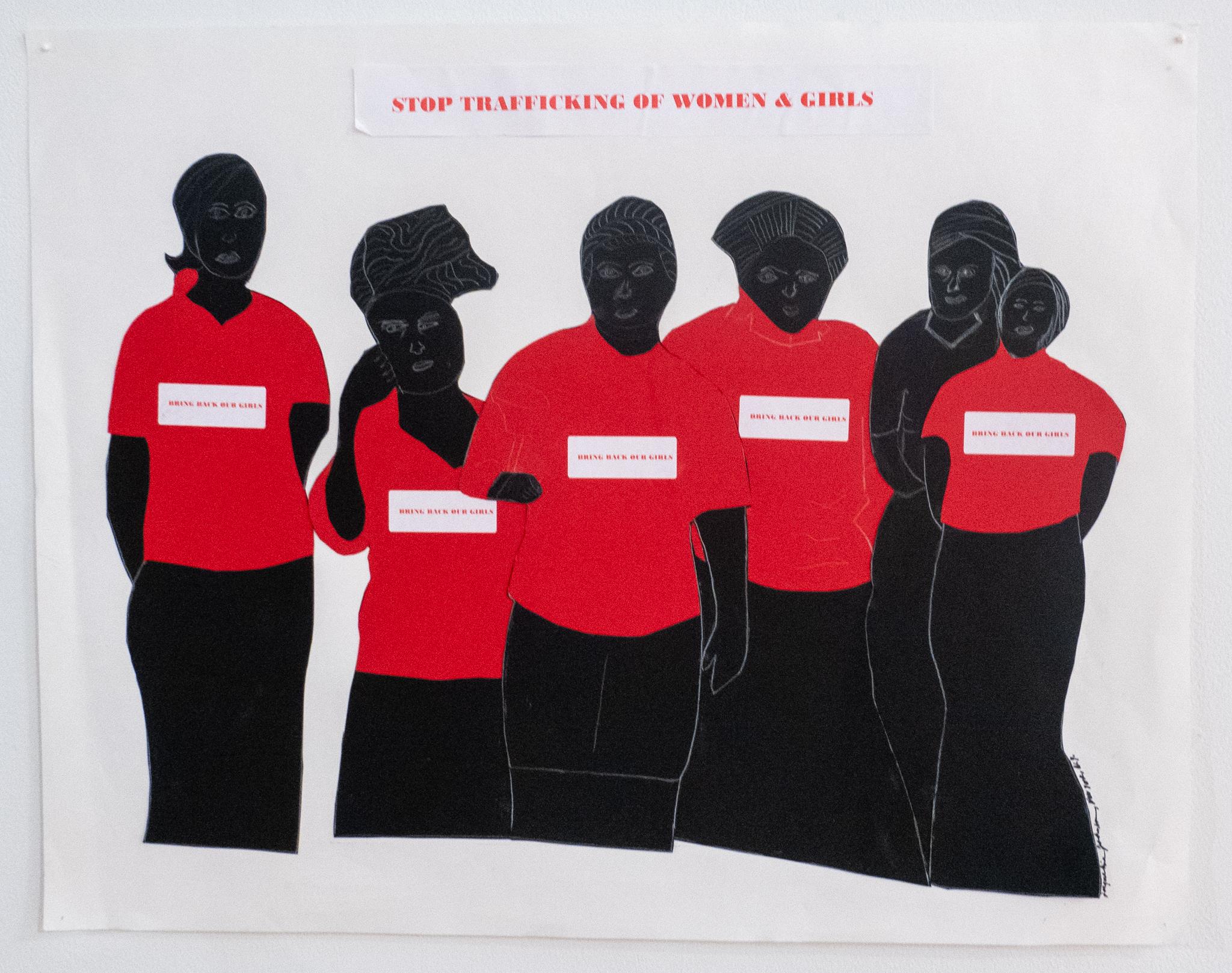 Stop Trafficking of Women and Girls