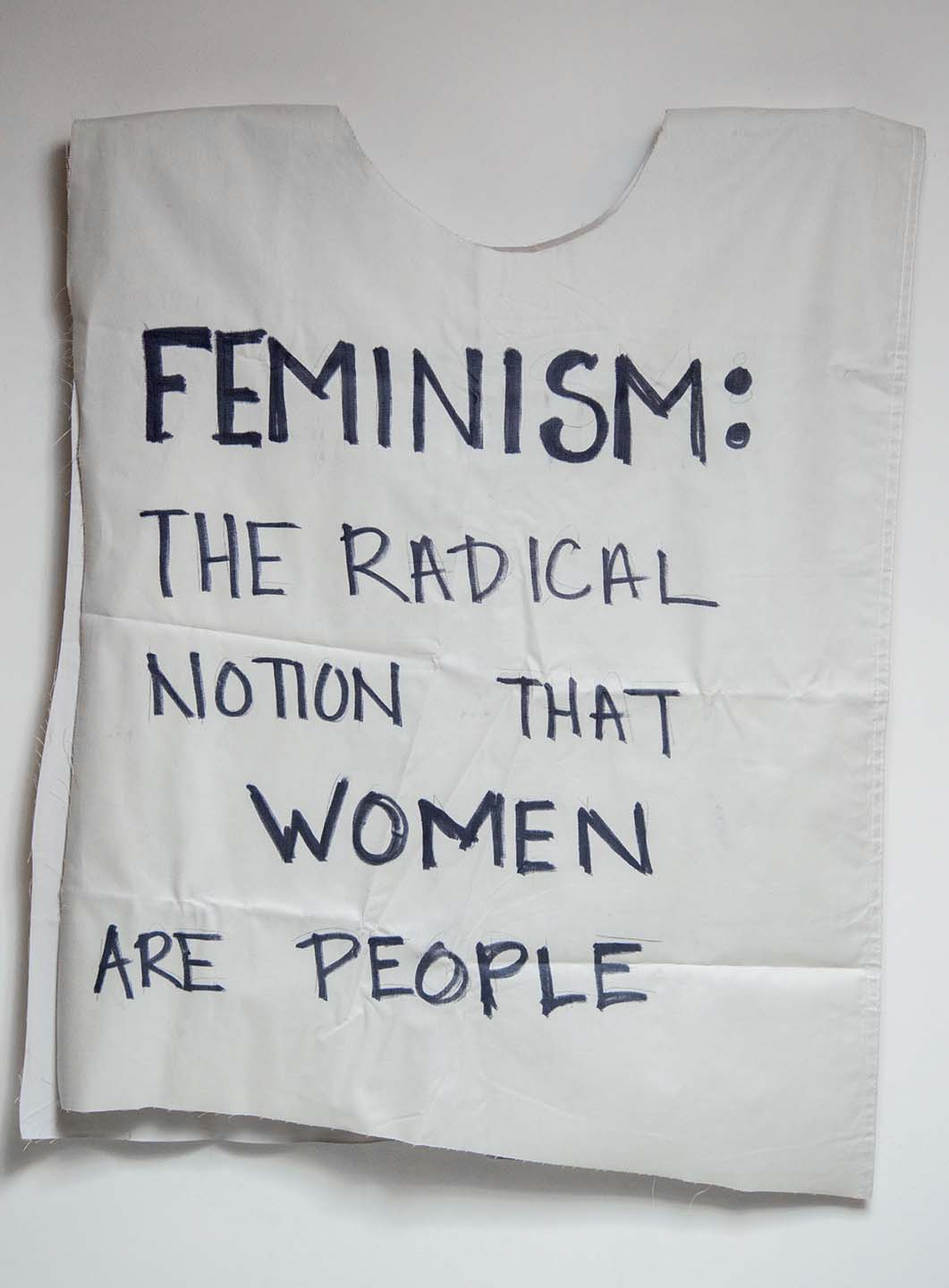 Resisterhood / Feminism: The Radical Notion That Women Are People