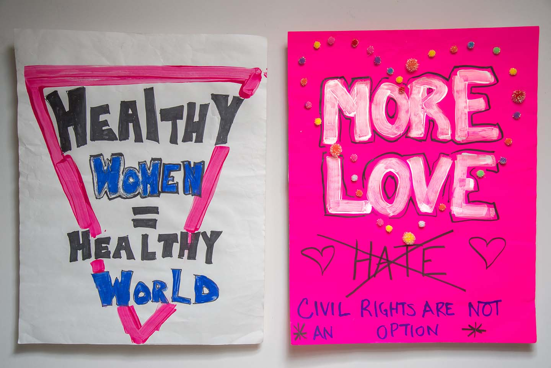 Healthy Women = Healthy World