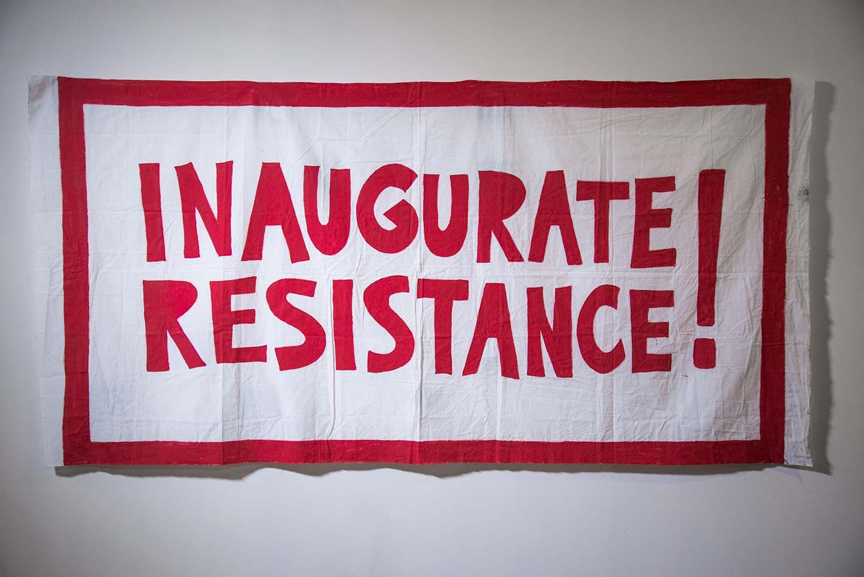Inaugurate Resistance