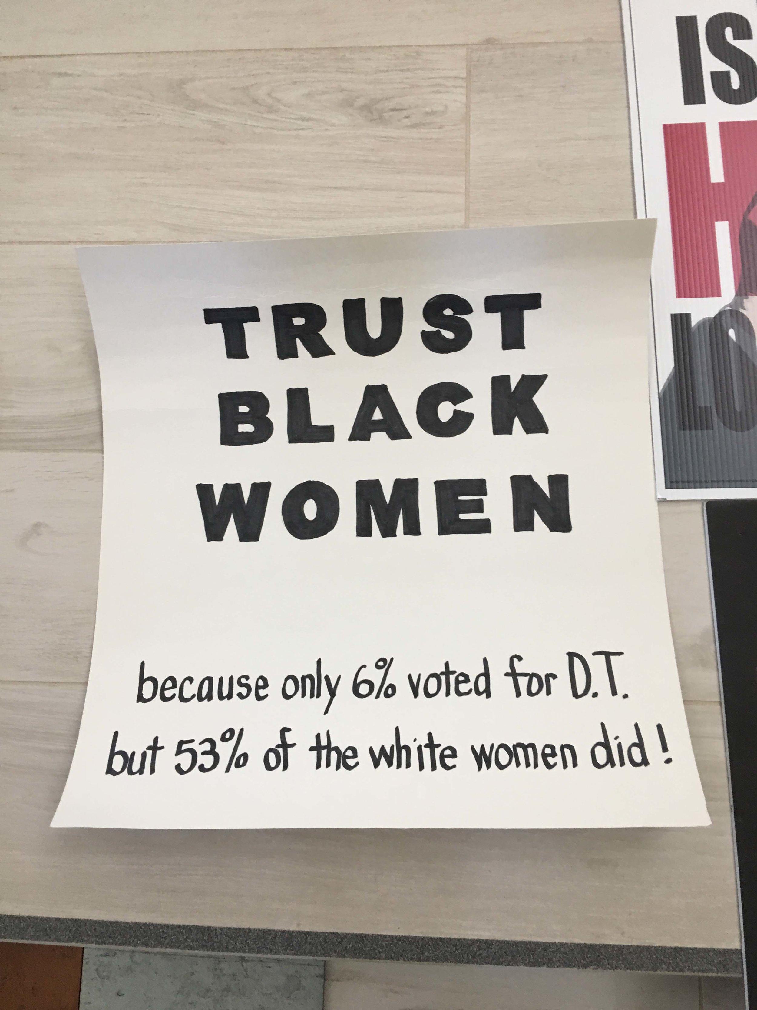 Trust Black Women