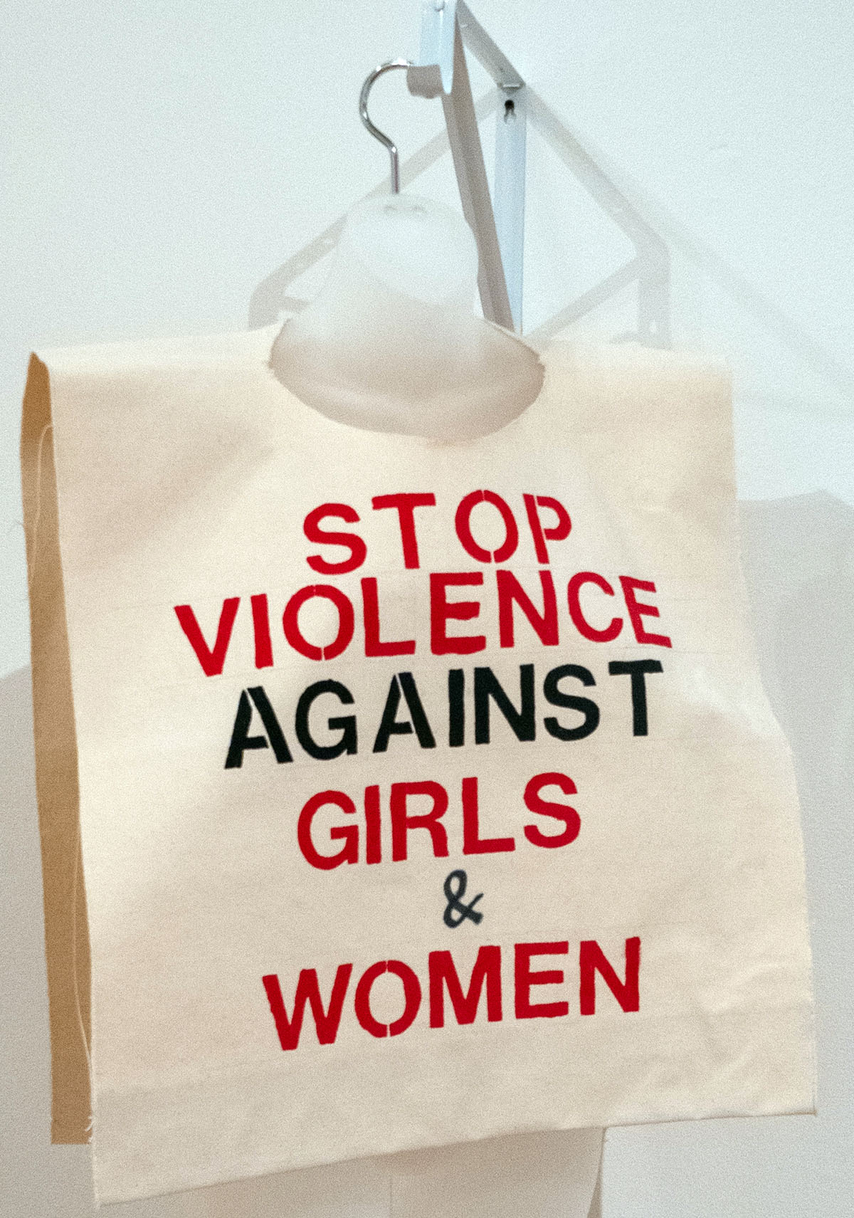 Stop Violence Against Girls and Women