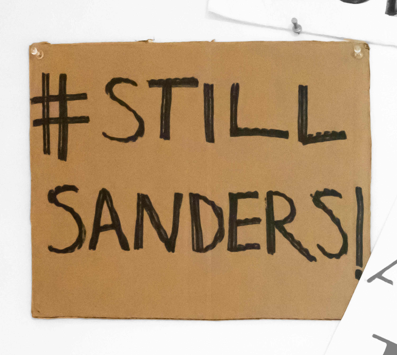 #stillSanders