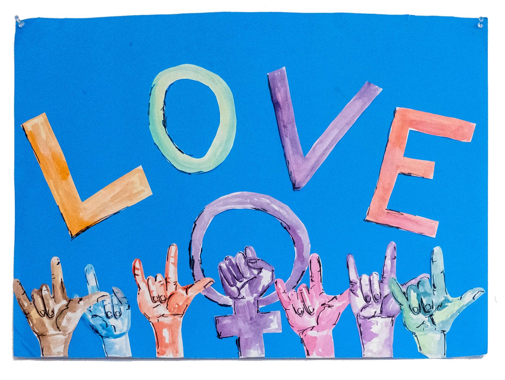 LOVE (ASL)