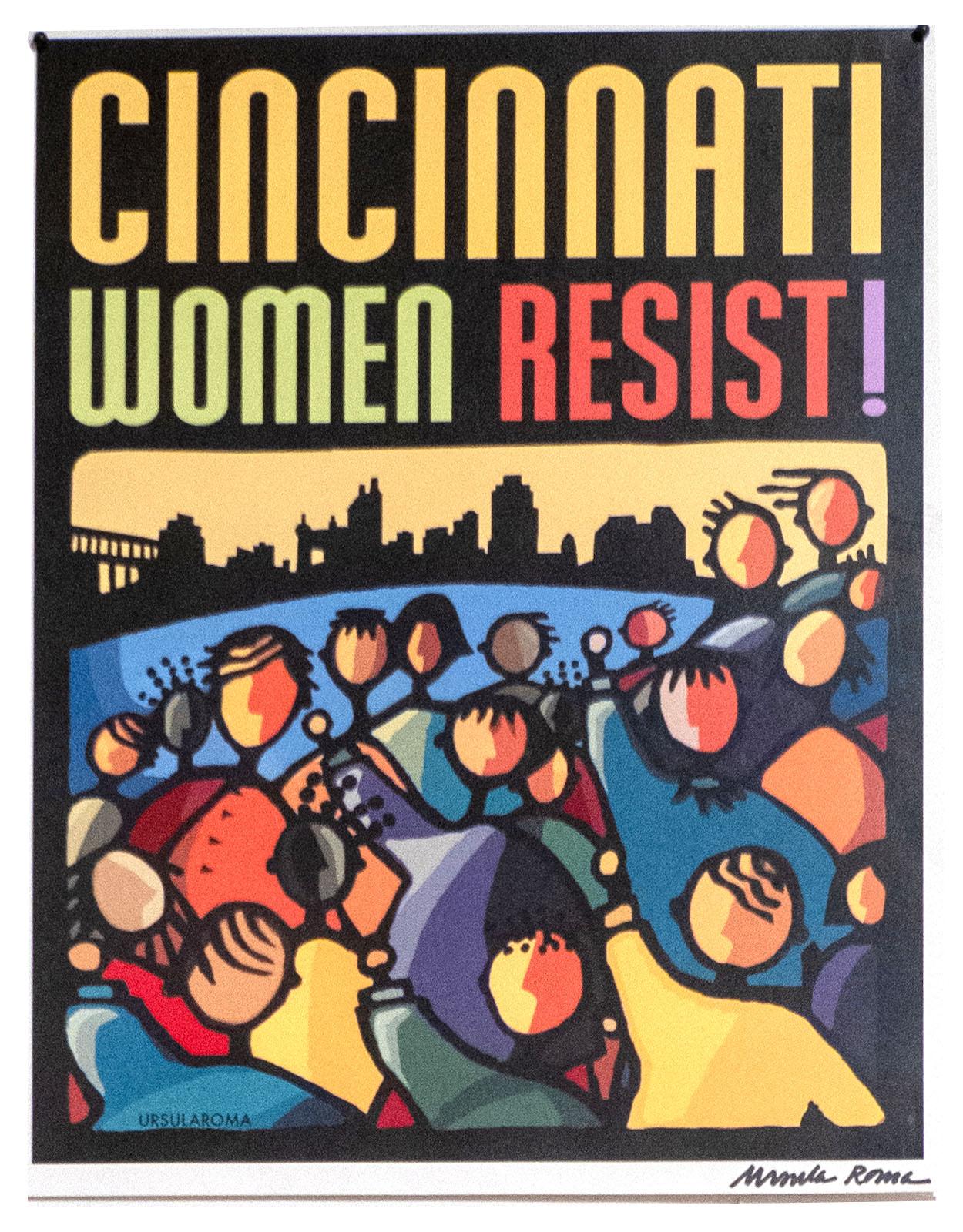 Cincinnati Women Resist!