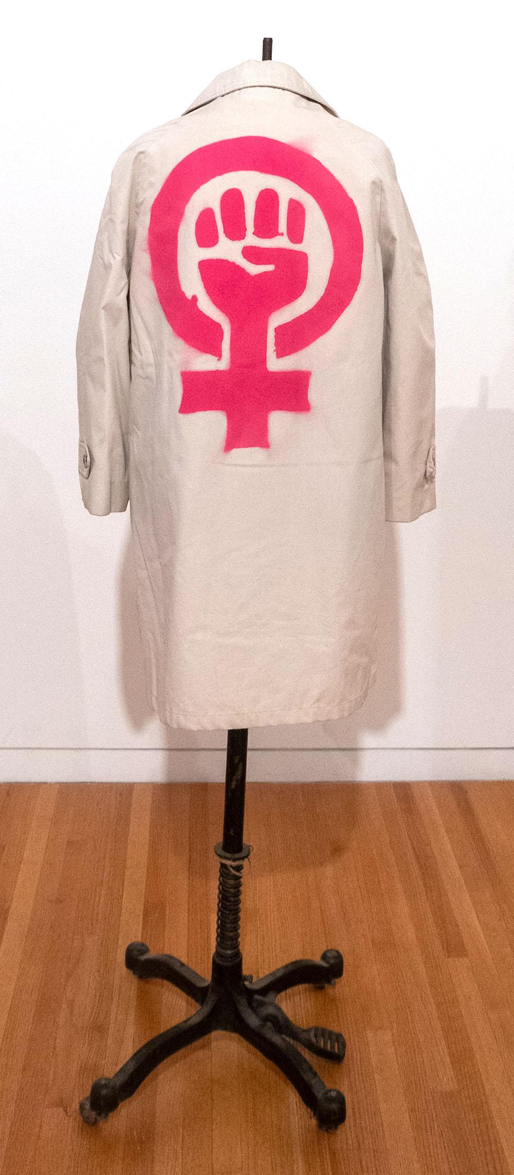 Feminist Fist Jacket