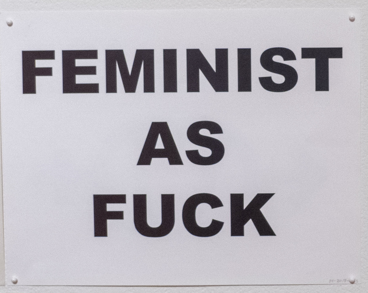 Equal Means Equal / Feminist as Fuck