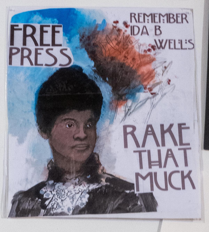 Free Press, Remember Ida B. Wells