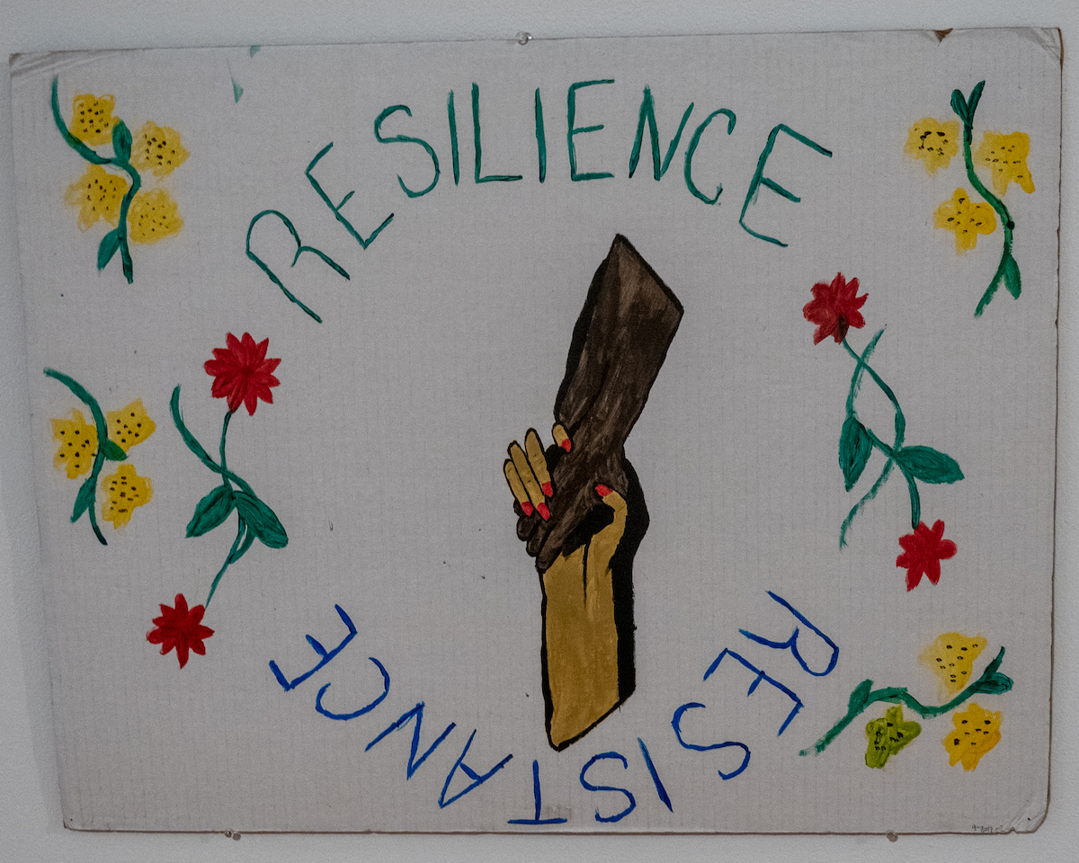 Resistance Resilience