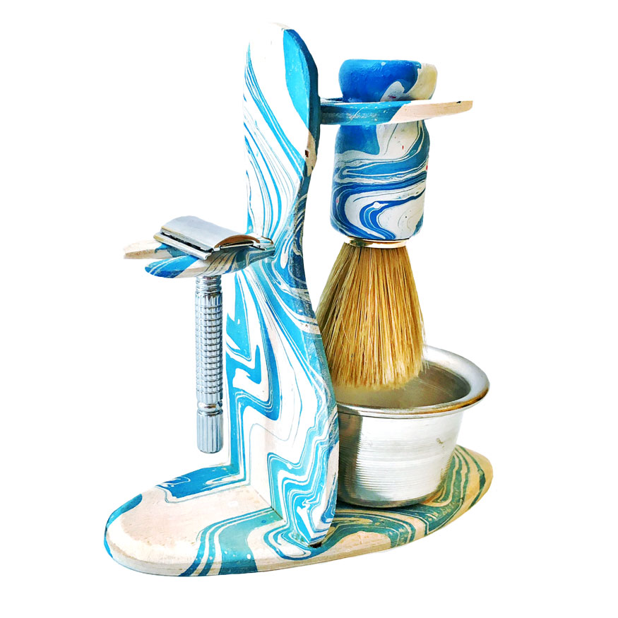 Renkli Tıraş Seti