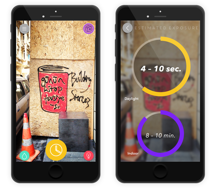 Iğne Deliği Kamera Mobil Uygulama - PinholeStore App
