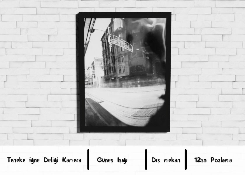 İğne Deliği Fotoğraf Galeri Fotograf 4 - İstiklal Caddesi Fotograf