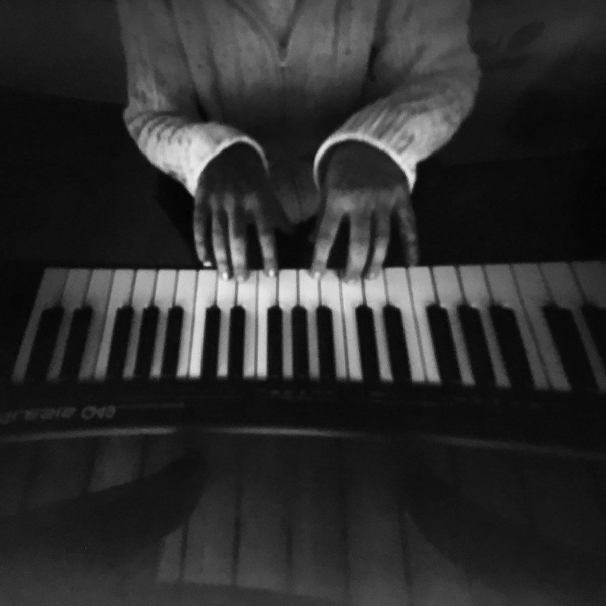 Piyanolu Fotoğrafım