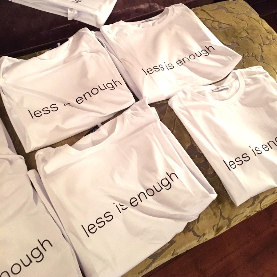 Tek seferde 32 tişört baskısı
