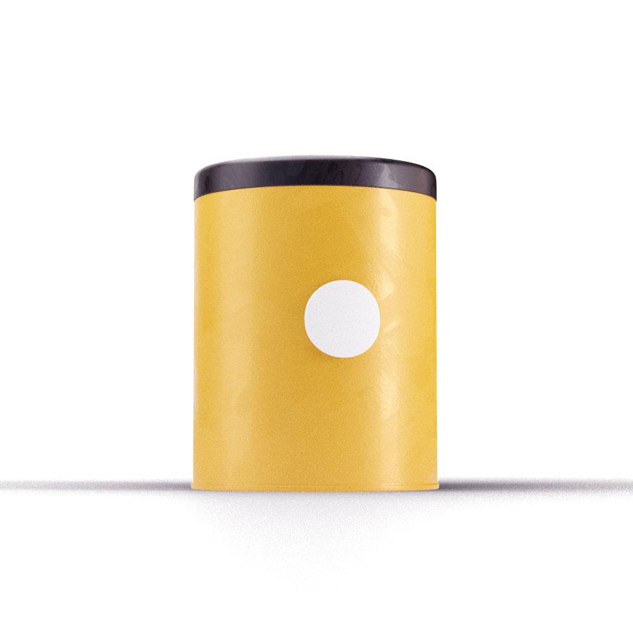 Sarı İğne Deliği Teneke Kamera