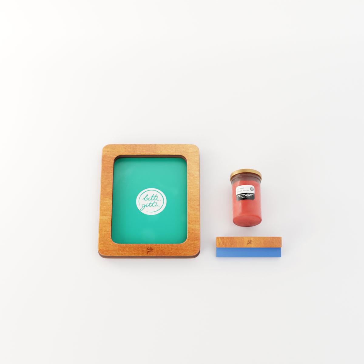 a5 serigrafi mini
