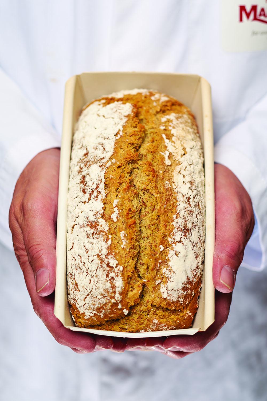 Soda bread baked in Dublin
